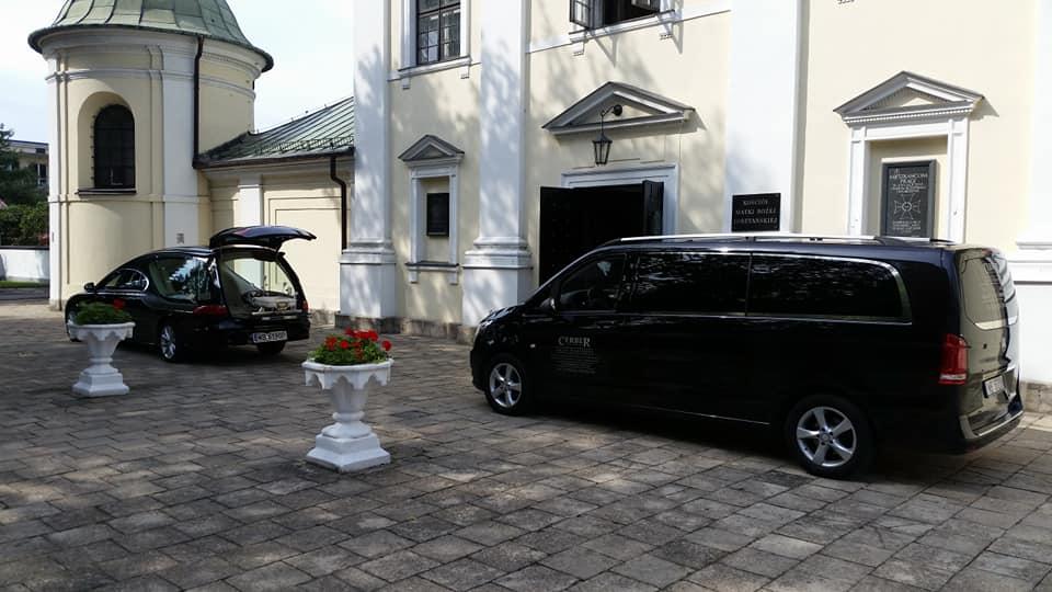 Zakład pogrzebowy CERBER
