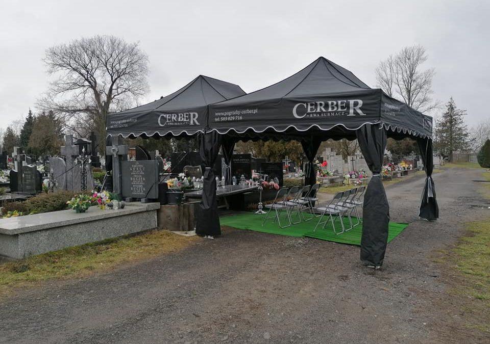 Skromniejszy Pogrzeb też może być godny