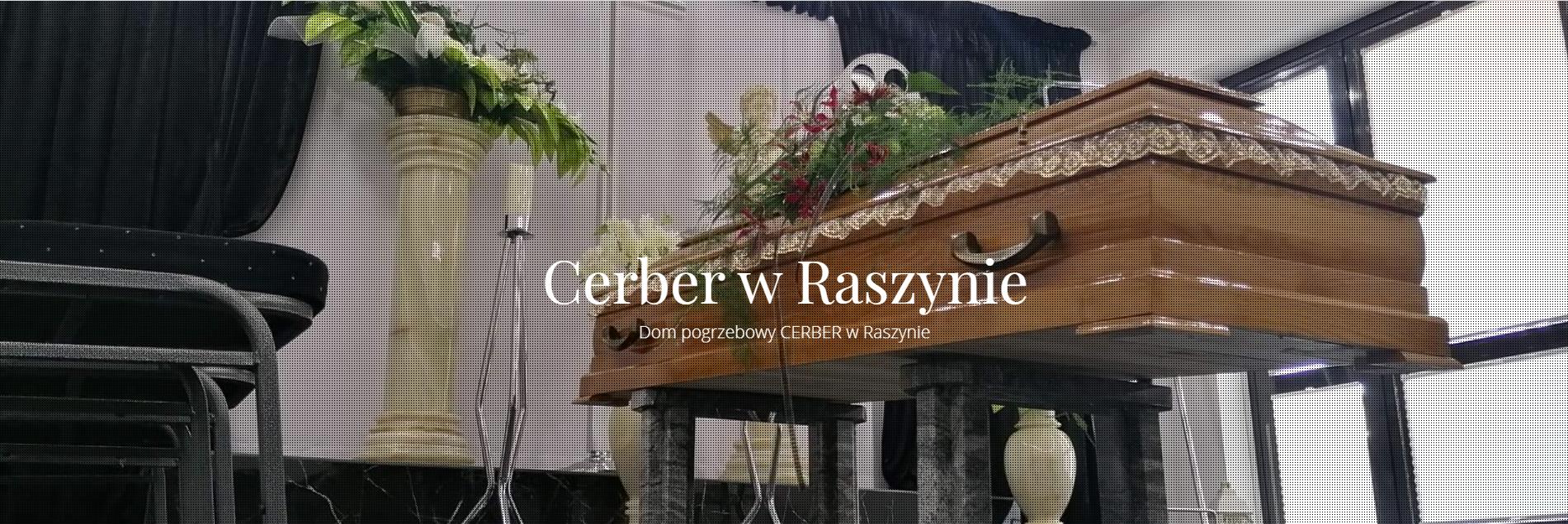 Cerber Zakład Pogrzebowy Raszyn