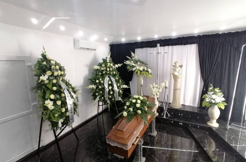 CERBER Raszyn – nowa kaplica w Raszynie
